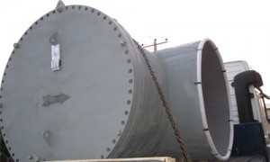 T-STRAIENR 56 IN , 40 IN #150 FOR ASSLUYEH GAS REFINERY